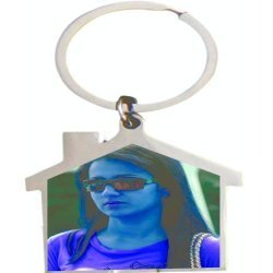 Hut Shape Key Chain