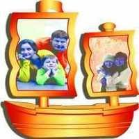 Boat Photo Frame