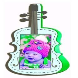 Guitar Photo Frames