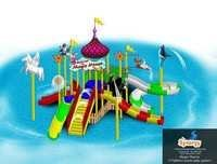 Water Fun Play Structure