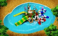 Theme Water Play System