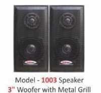 Model 1003 Speaker 3