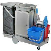 Partek Greyline 1500B Housekeeping Trolley