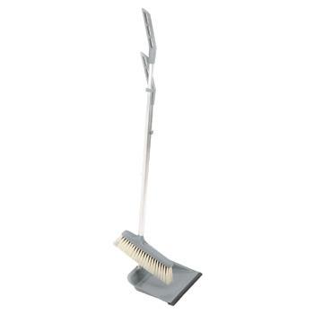 Partek Long Lady Vertical Dust Pan With Broom
