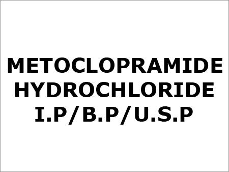 Metoclopramide Hydrochloride IP