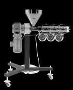 Co Extruder Machine