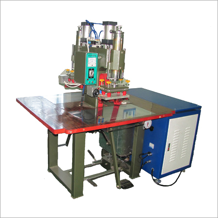 Double Station High Frequency Welding Machine