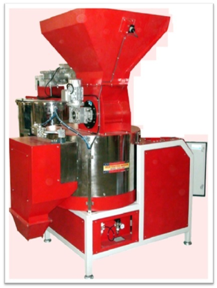 4 TPH Fully Auto Seed Coating Machine
