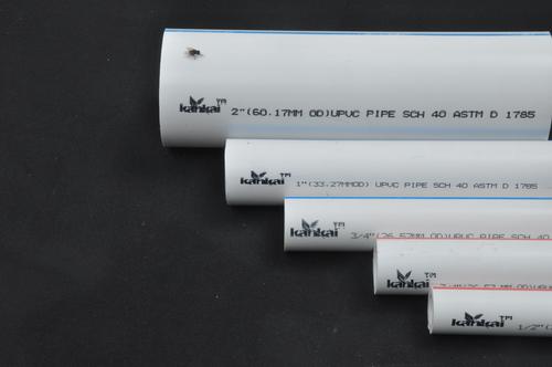 UPVC Rigid Pipes