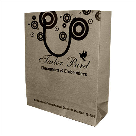Customized Kraft Paper Bags