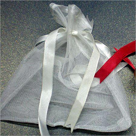 Net cloth Favor Bags