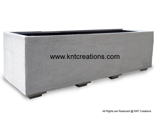 Sea Breeze Rectangular Planter