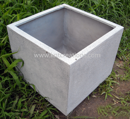 Sea Breeze Cube Planter