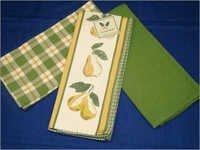 Plain Cotton Kitchen Towel