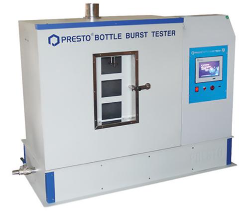 Digital Bottle Burst Tester