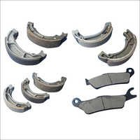 Motorcycle Disc Brake Pads