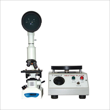 Carbon Black Dispersion Test Apparatus