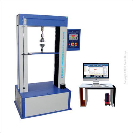 Computerised Tensile Strength Tester