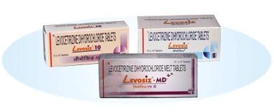 Levosiz MD Tablets