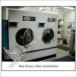 AMC of Commercial Laundry Equipments