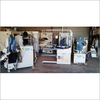 AMC of  Dry Clean Equipments