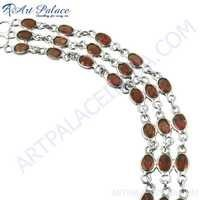 Bright Garnet Loose Gemstone Bracelets Jewelry