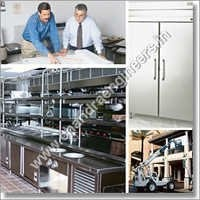 Stainless Steel Food Service Equipments