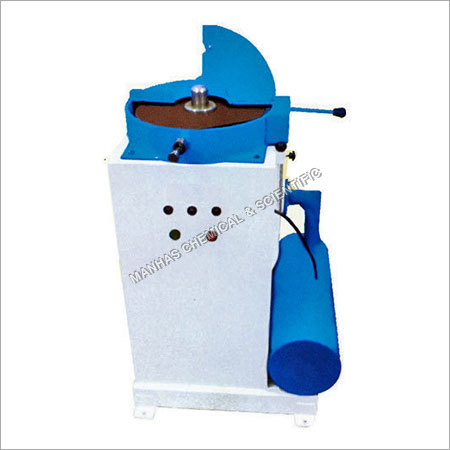Spectro Sample Polishing Machine