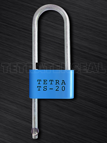 Pad Type Rod Rail Lock (TS-20)