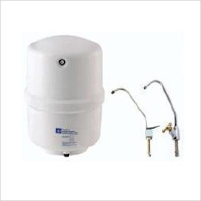 Pressure Tank & Faucet