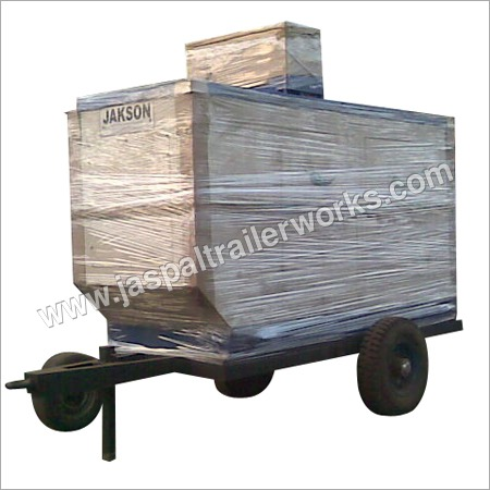 Heavy Duty Genset Trailer