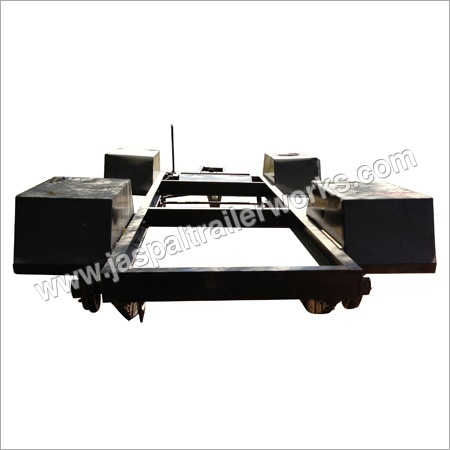Low Bed Trailer for Genset