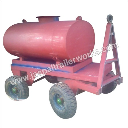 Heavy Duty Tanker Trolley