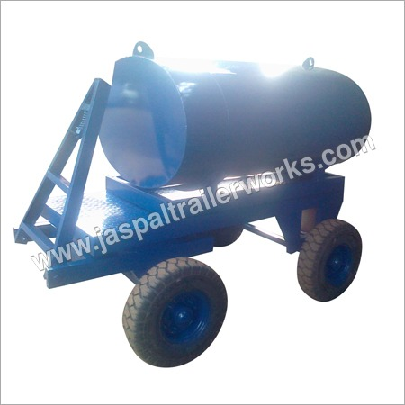 Heavy Water Tank Trolley