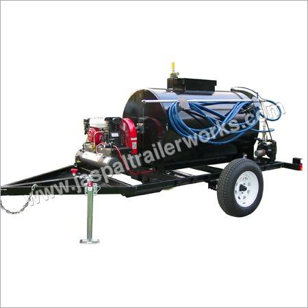 Tractor Tanker Trolley