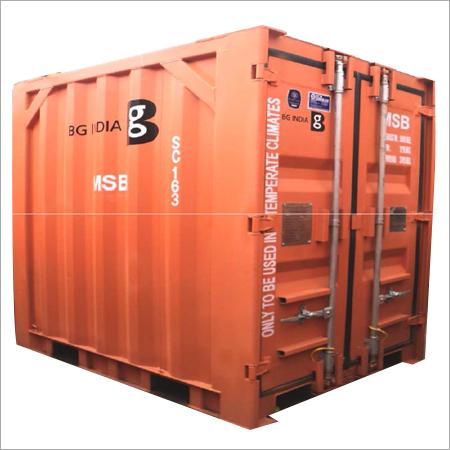 Cargo Storage Container