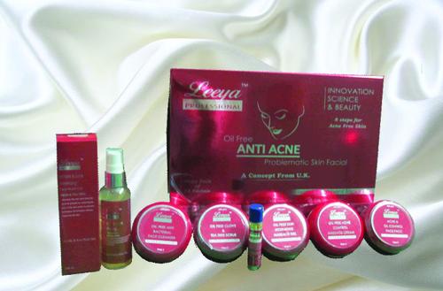 Anti Acne Facial Kit