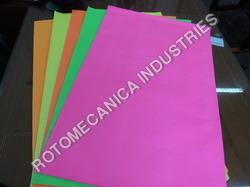Fluorescent Gum Sheet