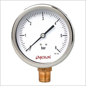 Stainless Steel Pressure Gauges