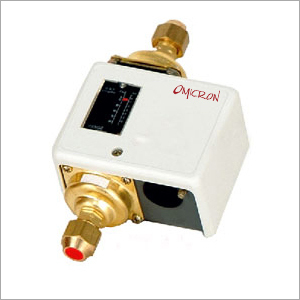 Utility Differential Pressure Switch