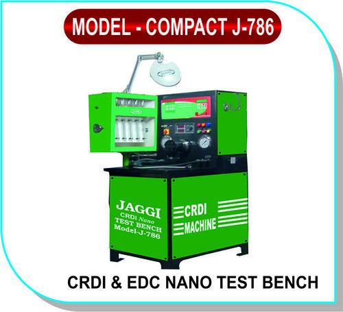 CRDI & EDC Nano Test Bench Green