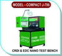 CRDI & EDC Nano Test Bench Green