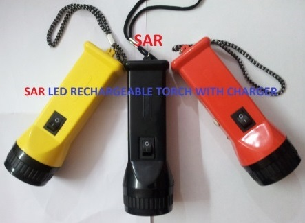 LED Rechargeable Torch