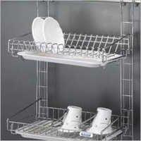 Hanging Dish Rack