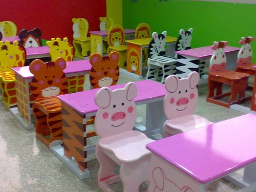 Concept Chairs And Tables