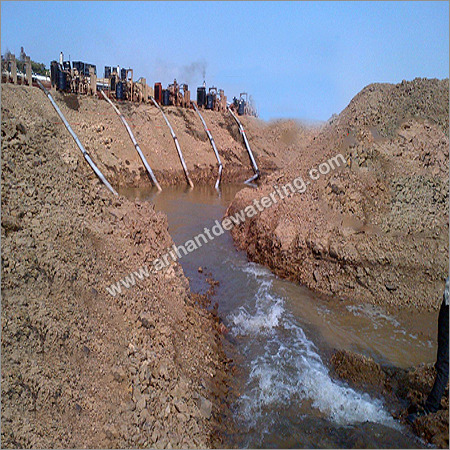 Open Pumping Dewatering Services