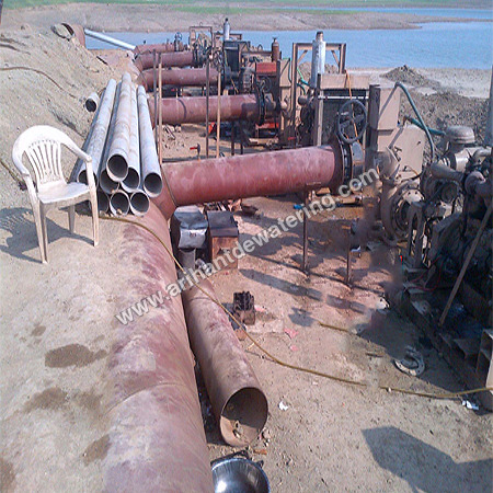 Open Well Dewatering Service