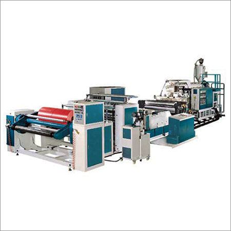 Semi Automatic PP Sheet Extrusion Line