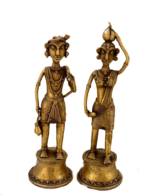 Tribal Madin & Madiya
