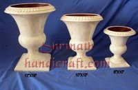 Bone Fitted Vases